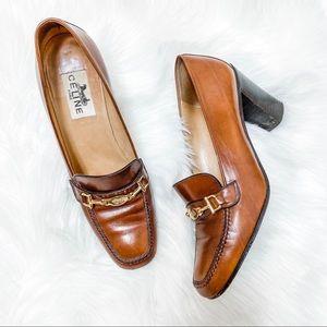 Vintage Celine loafers
